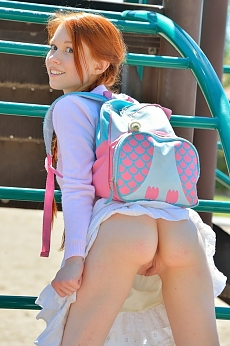 Free nude picture redhead teen