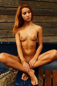 Teen Porn Kissed by Fire