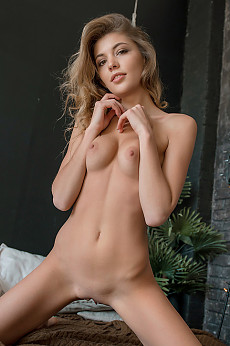 Two hot naked women